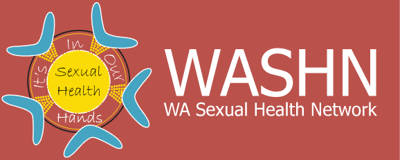 WA Sexual Health Network logo